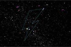 David Bowie é homenageado com sua própria constelação