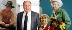 """Today we wish #RobertDuvall a very happy 90th birthday! Duvall is not just a terrific actor, he's also on a long list of FamousVeterans.com having served in the U.S. Army. Also wishing a """"happy angel birthday"""" today to #HughBrannum (#USMC #WWII) who played Captain Kangaroo's sidekick """"Mr. Green Jeans"""". See if your favorite celeb served: FamousVeterans.com #captainkangaroo #robertduvall #famous #fame #veterans #armedforces #usarmy #marinescorps #usmc #hughbrannum #mrgreenjeans"""