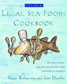 The complete guide to buying, cooking, and enjoying seafoodwith more than 200 recipesfrom the restaurant that knows it best. Legal Sea Foodss motto is, If it isnt fresh, it isnt Legal, and the company