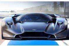 Aston Martin DP-100: virtuele racer met 810 pk