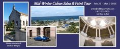 Join me on my Mid-Winter Cuban Salsa and Paint Group Excursion. For mor info visit http://www.nikkisportraits.com or call 1-877-335-7655 toll free in NA.