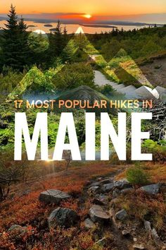 Hiking Usa, Hiking Trails, Places To Travel, Places To See, Travel Destinations, Baxter State Park, Us Road Trip, Appalachian Trail, Best Hikes