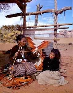 The Weaving Lesson
