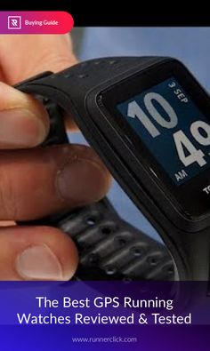The Best GPS Running Watches Tested & Reviewed#Runnerclick