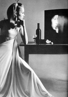 Twiggy Bert Stern, Vogue, 1967