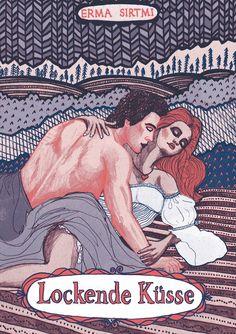 © Michael Szyszka http://zapfenstreiche.de / Magazin »Ratzefummel« #illustration #cover #coverdesign #liebesroman