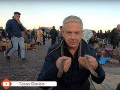 O Τάσος Δούσης και οι «Εικόνες» μας ταξιδεύουν στο Μαρόκο και το εξωτικό Μαρακές, έναν προορισμό για τολμηρούς και υποψιασμένους ταξιδιώτες. Kai
