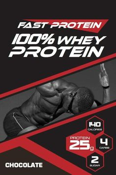 Whey Protein Powder in Chocolate Flavor by Fast Protein! Best Whey Protein Powder to use as post-workout, healthy snack, protein shake, protein smoothie, and breakfast protein pancake. 25g pure protein per scoop 5.64g BCAAs and 11.9g EAAs: Build muscle and boost energy Only 140 calories per scoop. 100% Whey 2g natural sugar per scoop. No sugar added It can also be taken on non-training days as breakfast or meal replacement. Instant mix - Just Stir! no clumping (no blender or shaker needed)… Best Whey Protein Powder, Protein Powder Pancakes, Protein Powder For Women, Protein Powder Shakes, 100 Whey Protein, Pure Protein, Whey Protein Isolate, Protein Shakes, Whey Protein Concentrate