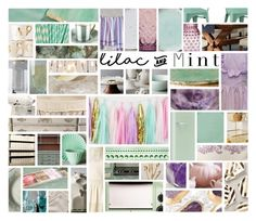 """Contest:: Color Challenge (Lilac & Mint)"" by sbhackney ❤ liked on Polyvore featuring interior, interiors, interior design, home, home decor, interior decorating, Home Essentials, KitchenAid, Anthropologie and Dot & Bo"