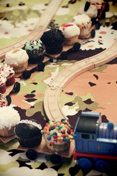 thomas the train party ideas | Thomas Train Party Ideas
