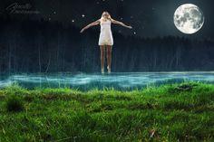 Levitation by Daniela Švarcová on 500px