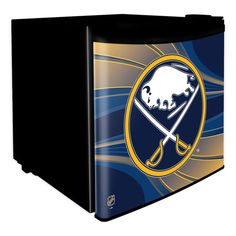 Use this Exclusive coupon code: PINFIVE to receive an additional 5% off the Buffalo Sabres NHL Dorm Room Refrigerator at SportsFansPlus.com