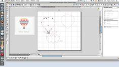 Silhouette, découper plusieurs couleurs sur une même page Silhouette Portrait, Silhouette Cameo 2, Silhouette Studio Designer Edition, Brother Scan And Cut, Cricut, Decoupage, Scrapbooking, School, Free Embroidery Software