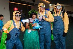 Minions | Lilo | Comic Con