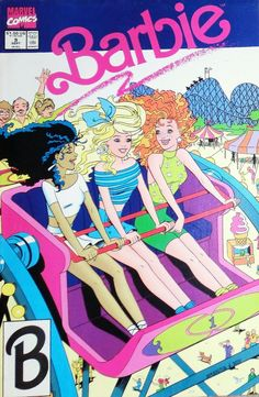 Barbie Comic | farmspeedracer | Flickr