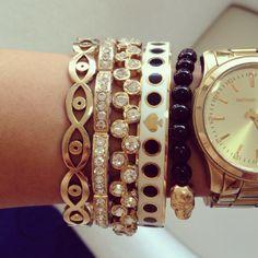 Jewelry 2016 - Pop of chic Jewelry - Kate Spade Jewelry - Michael Kors Watch - Low Luv X Erin Wasson http://bijouxcreateurenligne.fr/product-category/bracelet-fantaisie/