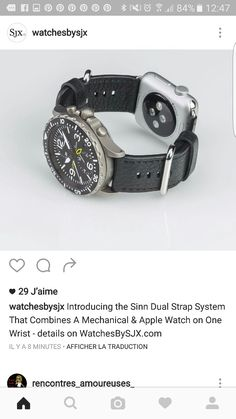 Sinn Apple  Watch
