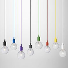 Muuto | E27 Pendant | Suspension & Pendant Lighting | Share Design | Home, Interior & Design Inspiration