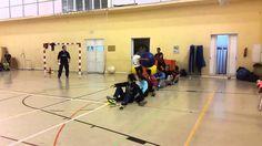Carreras con fitball - 20160509_092051.mp4 Juegos Motores #Juegosmotores #inef #ccafd #ugr #educacionfisica #physicaleducation @Fac_Deporte_UGR @CanalUGR