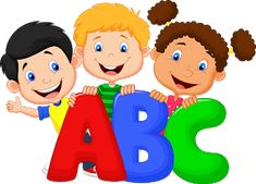 children behind ABC letters illustration, Pre-school Play Education Child, kids transparent background PNG clipart Abc Songs, Kids Songs, Alphabet Songs, Funny Baby Images, Moral Stories For Kids, Short Stories, Free English Lessons, School Clipart, Programming For Kids