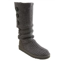 UGG® Australia 'Cardy' Classic Knit Boot (Women) | Nordstrom ...perfect to wear with leggings to PB in the winter