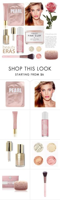 """Ruža/ rose / gül / rosa / роза"" by ladybates ❤ liked on Polyvore featuring beauty, Lapcos, Charlotte Tilbury, AERIN, Peter Thomas Roth, Stila, Luxie, Herbivore, rose and skincare"