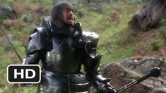 Excalibur (2/10) Movie CLIP - King Arthur vs. Lancelot (1981) HD