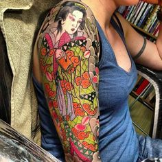 131 Best Japanese Tattoos Meanings, Ideas, and Designs - Piercings Models Dali Tattoo, Fox Tattoo, Japanese Tattoo Meanings, Japanese Tattoos, Arm Tattoos, Sleeve Tattoos, Tatoos, Tattoo Museum, Garden Tattoos