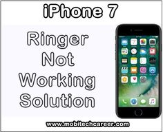 How to Fix/Repair No Audio & Video Sound from Ringer in Apple iPhone 7  http://ift.tt/2w6VZia