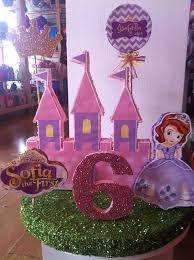 resultado de imagen para princesita sofia ideas para cumpleaos