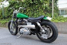 MOTO-CYCLE / XLH883
