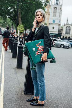 Sarah Harris, Gucci   London                                                                                                                                                                                 Plus