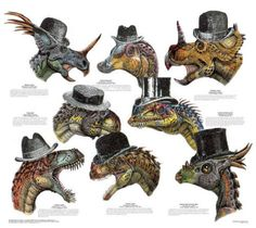 And choice of hat to coordinate with your natural headarchitecturewas an characteristic moment in young dinosaur's adolescence.