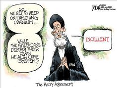 #Iran to keep on enriching uranium while U.S. destroys its health care system #tcot #ccot
