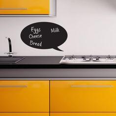 Blackboard Wall Stickers | Buy Chalkboard Decal Stickers