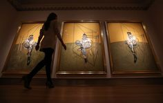 Francis Bacon / Three Studies of Lucian Freud