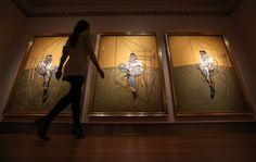 Francis Bacon / Three Studies of Lucian Freud