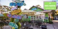10 Vegan and Vegetarian restaurants in Orlando