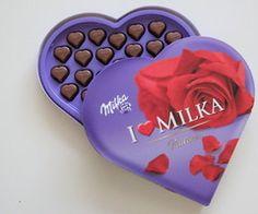 Loucos Por Chocolate: Chocolates Milka!
