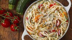 One+Pot+Pasta+mit+Zucchini+Rezept+»+Knorr