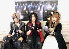 Punk, Dresses With Sleeves, Visual Kei, Long Sleeve, Songs, Twitter, Style, Fashion, Swag