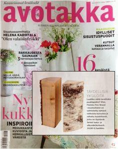 Fleimio sisustushalot / Avotakka kesäkuu 2012