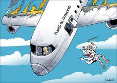 Caricatura Alecus, Planes de gobierno