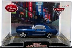 Disney / Pixar CARS 2 Movie Exclusive 148 Die Cast Car In Plastic Case Brent Mustangburger by Disney Store. $5.50. Collect die cast replicas of all your favorite Cars 2 characters, each sold separately. 1 1/2'' H x 1 1/2'' W x 3 1/2'' L. Imported. Ages 3+. Comes in plastic case with scenic display backing. Finely detailed die cast metal. WARNING: CHOKING HAZARD - Small parts. Not for children under 3 years.. The World Grand Prix reporter makes a newsworthy addition to your Car...