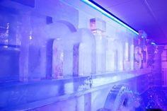 Minus 5 ice bar, Monte Carlo hotel, Las Vegas :) be there very soon ;))