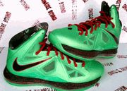 """NIKE LEBRON 10 """"CUTTING JADE""""/RE-RELEASING NOVEMBER 10 2012/PRE-ORDER YOUR'S NOW!"""