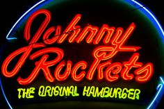 Work at Johnny Rockets for a day
