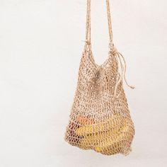 Handmade Oaxacan Net Bag at General Store Handbag Accessories, Jewelry Accessories, Net Bag, Modern Crochet, Market Bag, Minimalist Jewelry, Fashion Bags, Hand Weaving, Purses