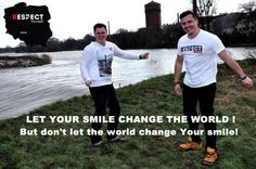 LET YOUR SMILE CHANGE THE WORLD !!!