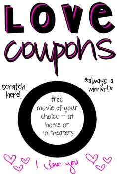 create coupon book
